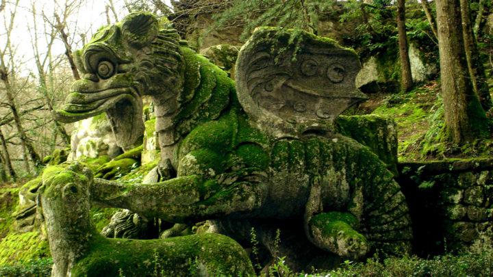 7 странных и необычных достопримечательностей Италии