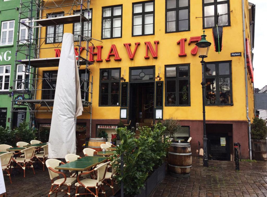 Самый старый в мире тату-салон в Дании Копенгаген