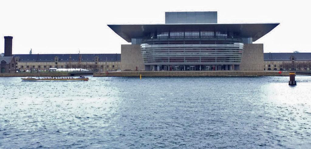 Оперный театр Копенгаген