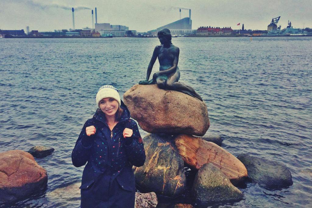 Русалочка Копенгаген