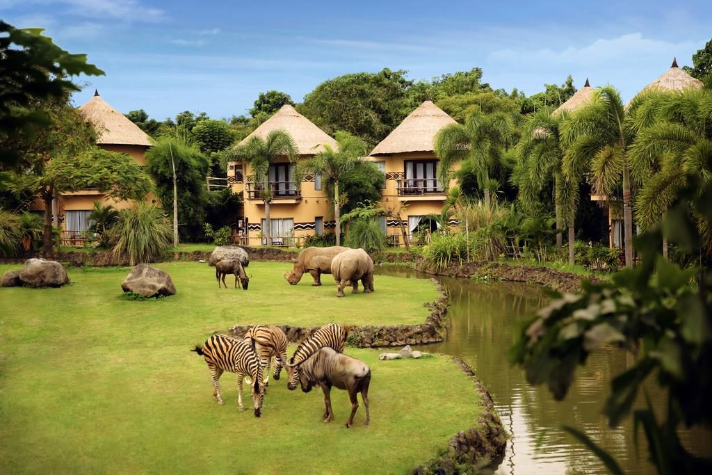 Отель Mara River Safari Lodge на Бали