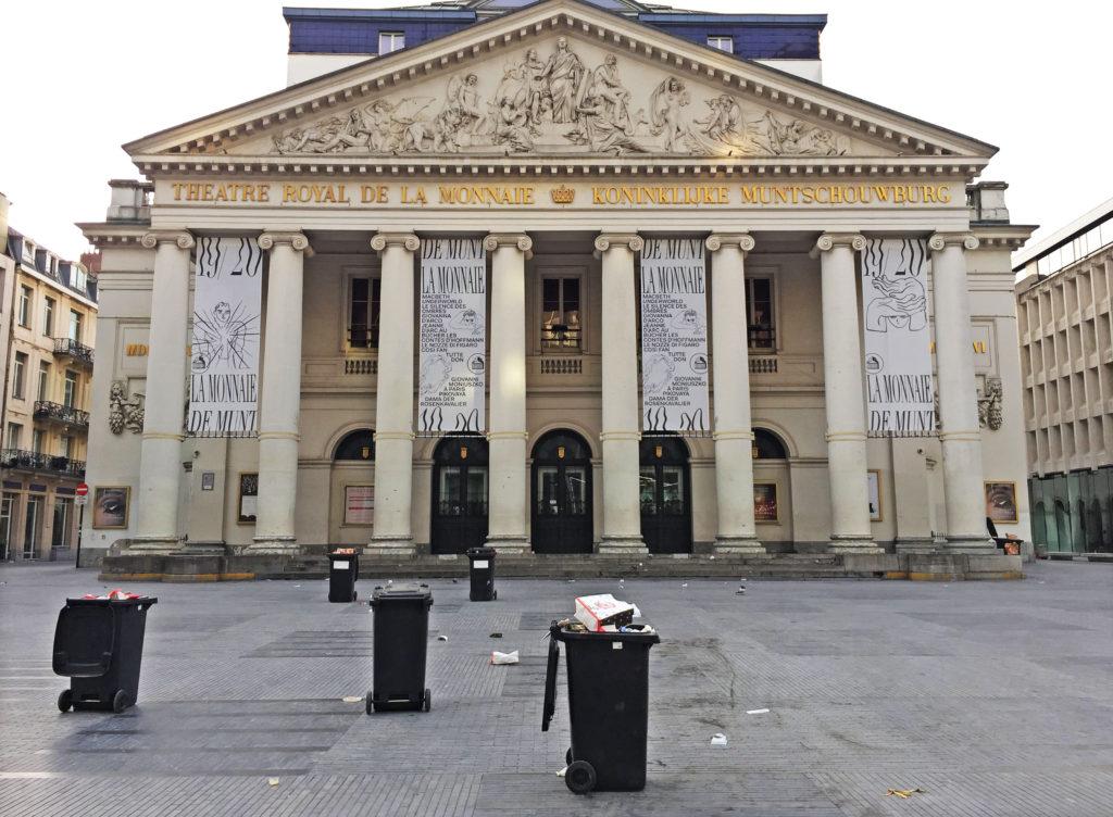 Театр в Брюсселе