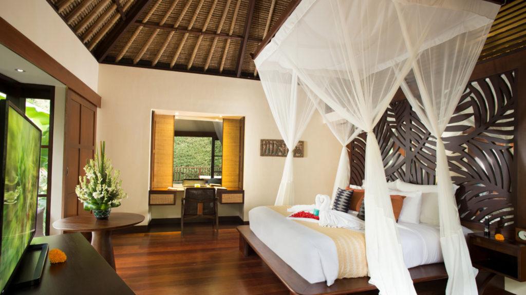 Отель на Бали Hanging Gardens Of Bali