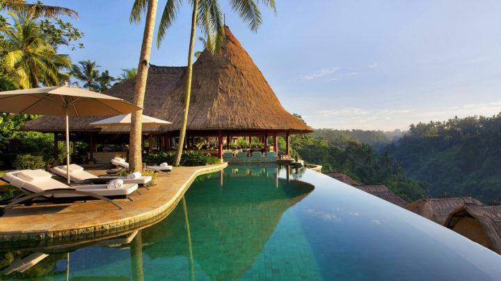 Топ-10 необычных отелей Бали