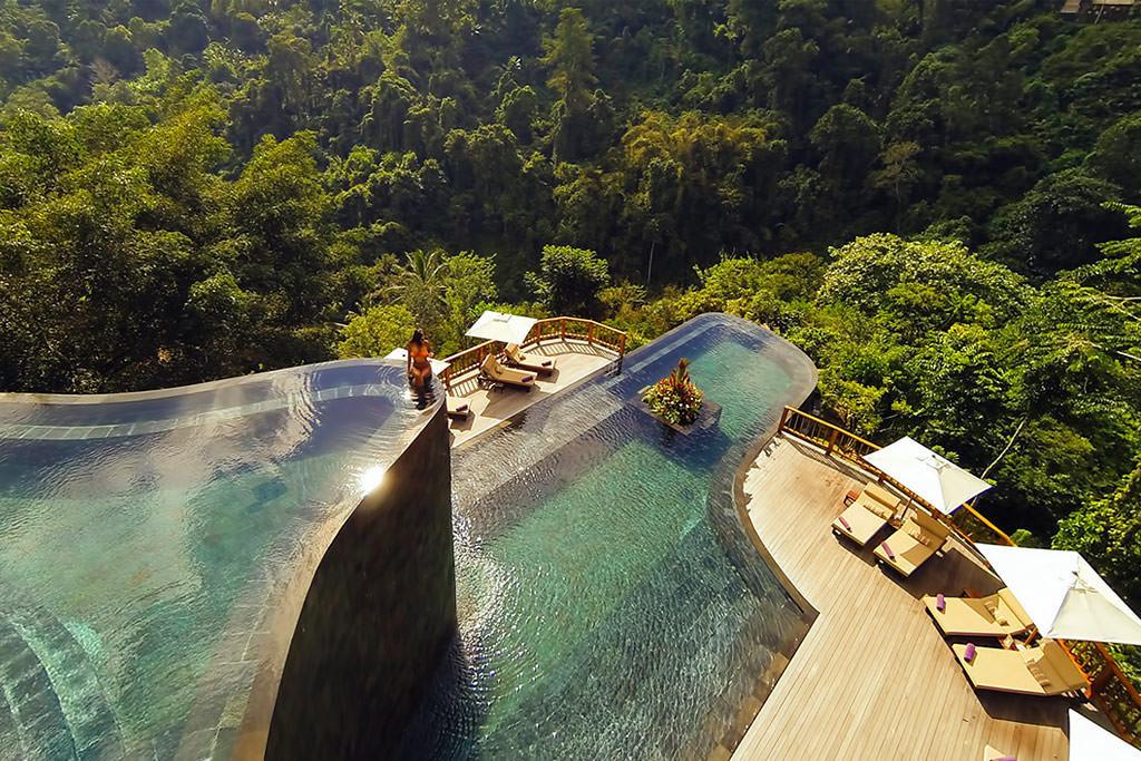 Отель Hanging Gardens на Бали Убуд