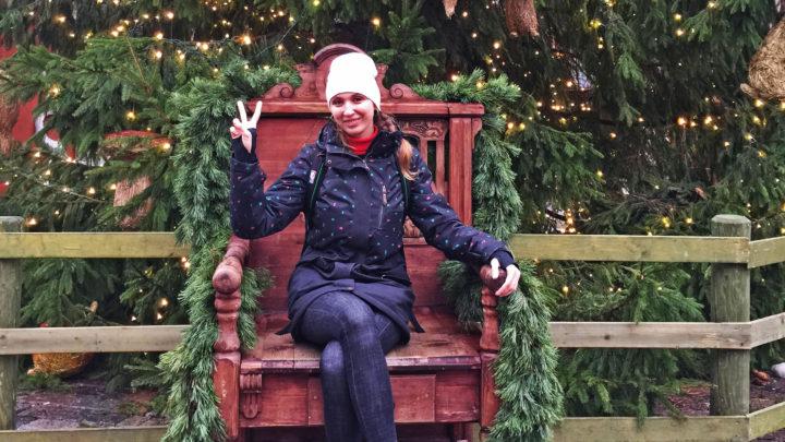 Новогодние каникулы в гостях у Деда Мороза