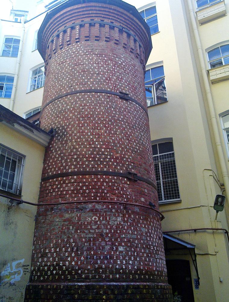 Башня грифонов СПБ