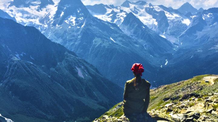 ТОП-7 самых необычных гор и скал в мире