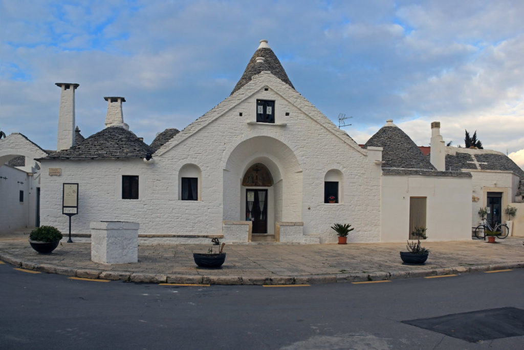 Музей Трулли Соврано