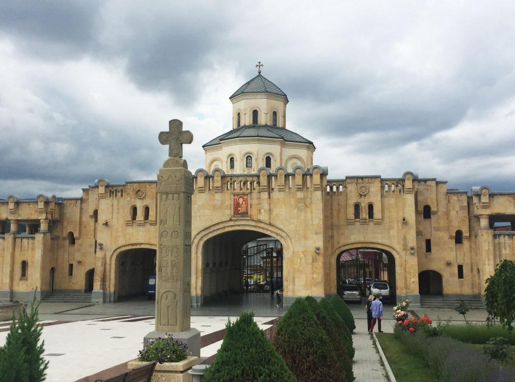 Самый большой собор в Грузии