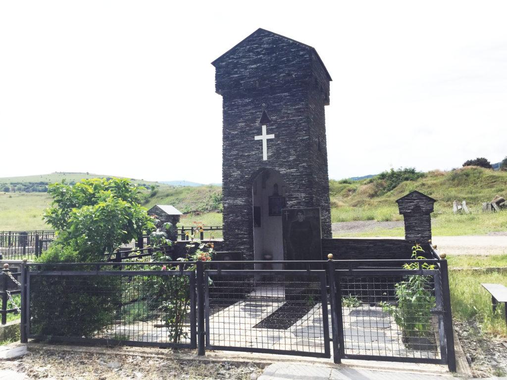 Кладбище в Тбилиси Грузия