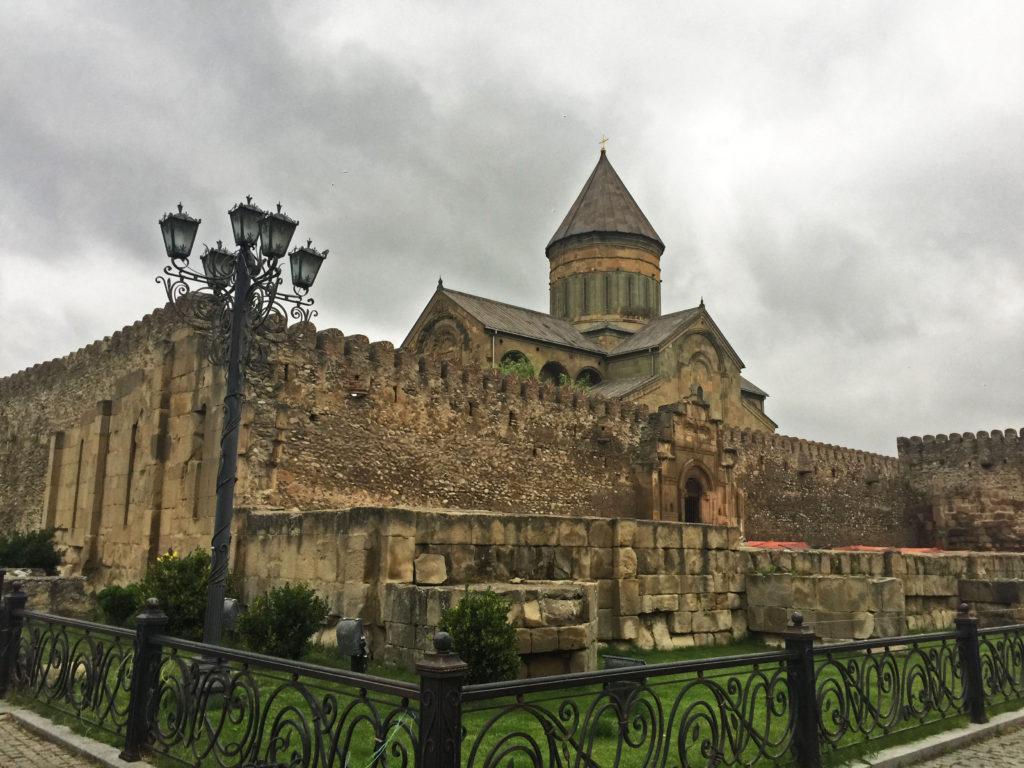 Мцхета в Тбилиси Грузия